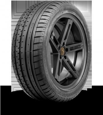 ContiSportContact 2 - SSR Tires